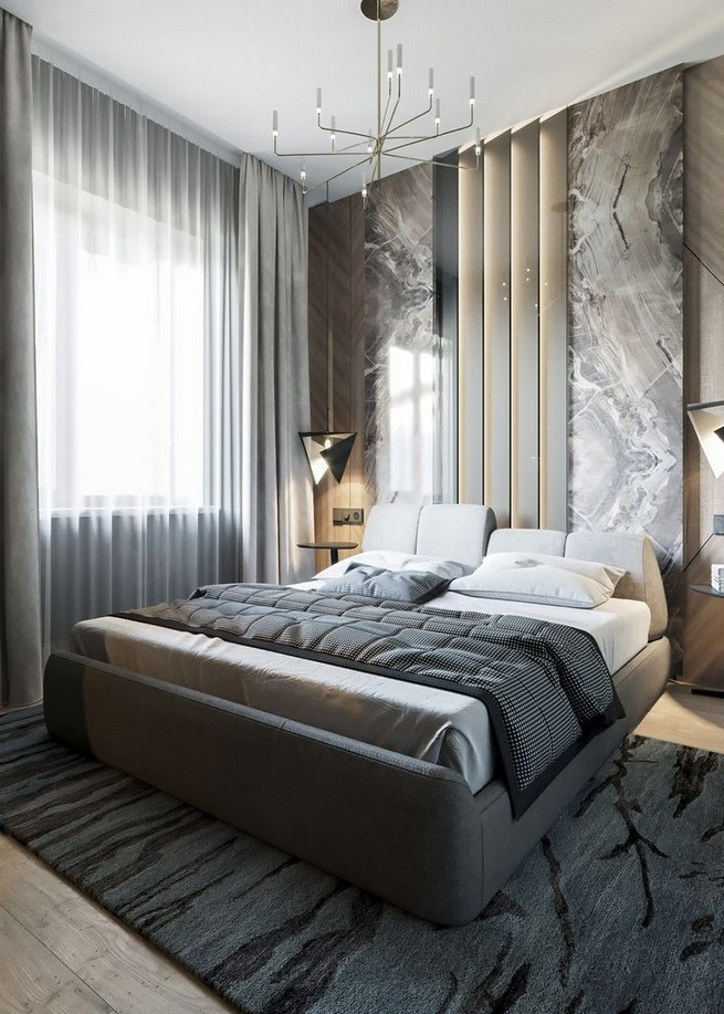 14 Modern Luxury Bedroom Inspirations 23
