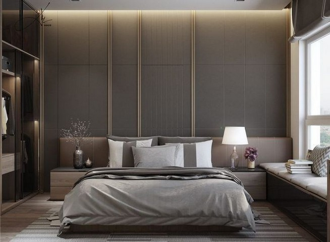 14 Modern Luxury Bedroom Inspirations 35