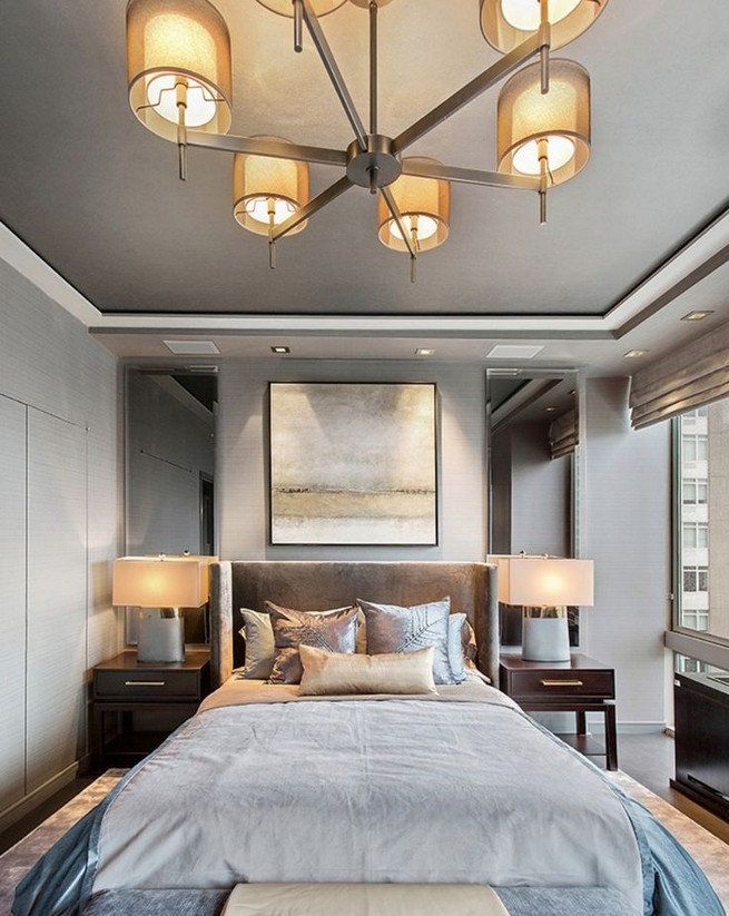 14 Modern Luxury Bedroom Inspirations 37