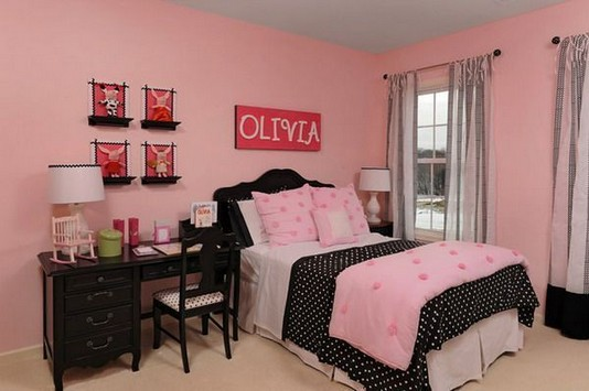15 Cute Pink Bedroom Designs Ideas That Are Dream Of Every Girl 20