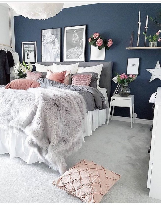 15 Cute Pink Bedroom Designs Ideas That Are Dream Of Every Girl 25