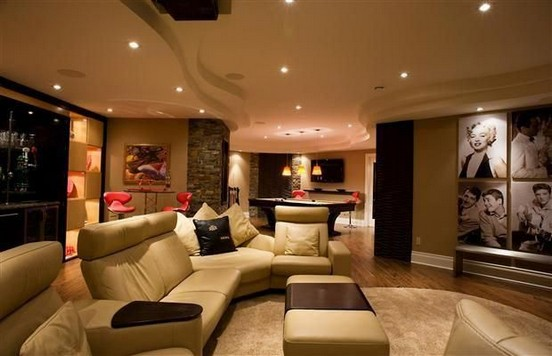 15 Ultimate Basement Remodeling Ideas 18