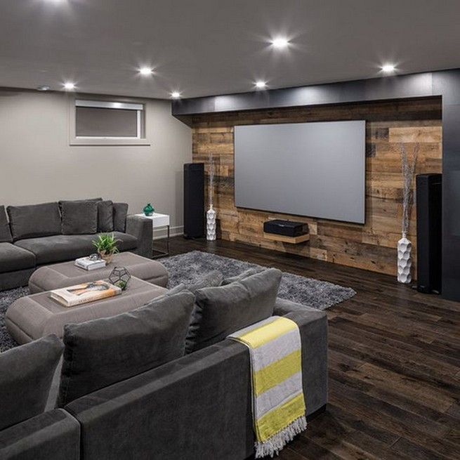15 Ultimate Basement Remodeling Ideas 34