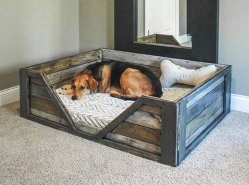 17 Amazing Appealing Diy Dog Beds Inspiration Ideas 06