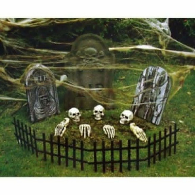 18 Easy Halloween Decorations Ideas 37