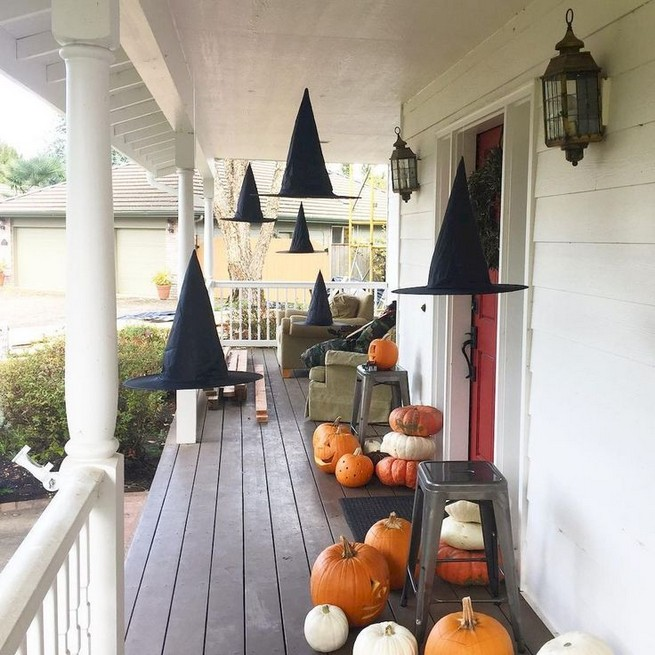 18 Easy Halloween Decorations Ideas 52