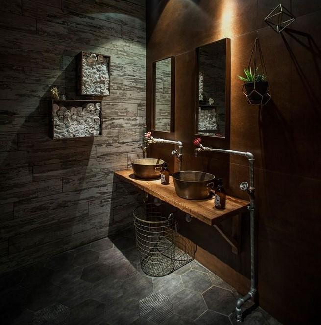 19 Captivating Public Bathroom Design Ideas 07