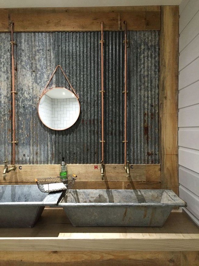 19 Captivating Public Bathroom Design Ideas 52