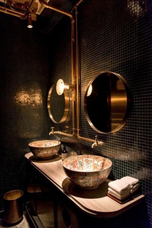 19 Captivating Public Bathroom Design Ideas 54
