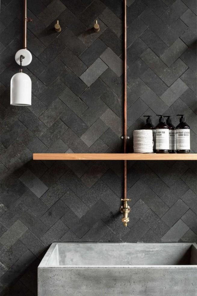 19 Captivating Public Bathroom Design Ideas 55
