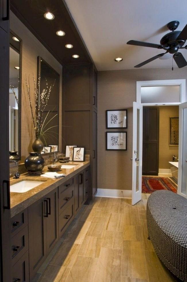 19 Delight Contemporary Dark Wood Bathroom Vanity Ideas 10