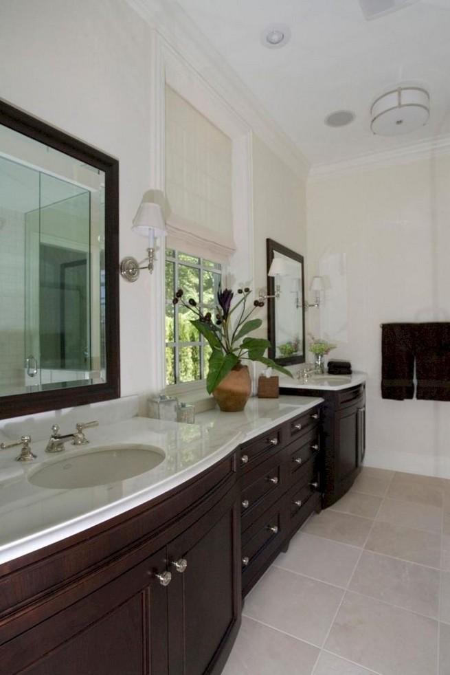 19 Delight Contemporary Dark Wood Bathroom Vanity Ideas 30