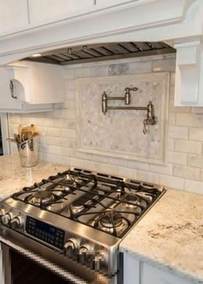 19 Easy Kitchen Backsplash Ideas 21