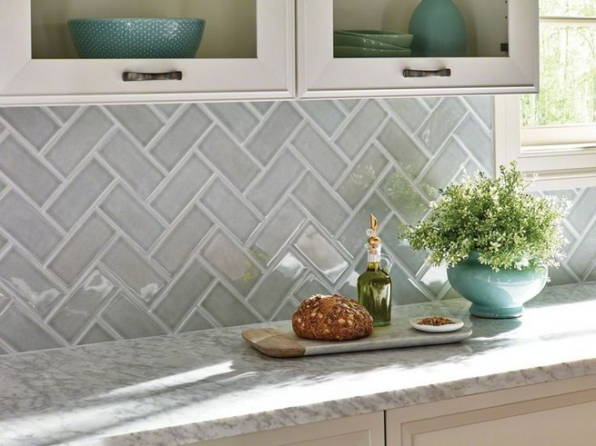 19 Easy Kitchen Backsplash Ideas 36