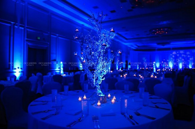 20 Elegant White Winter Wonderland Themed Decoration Ideas 01