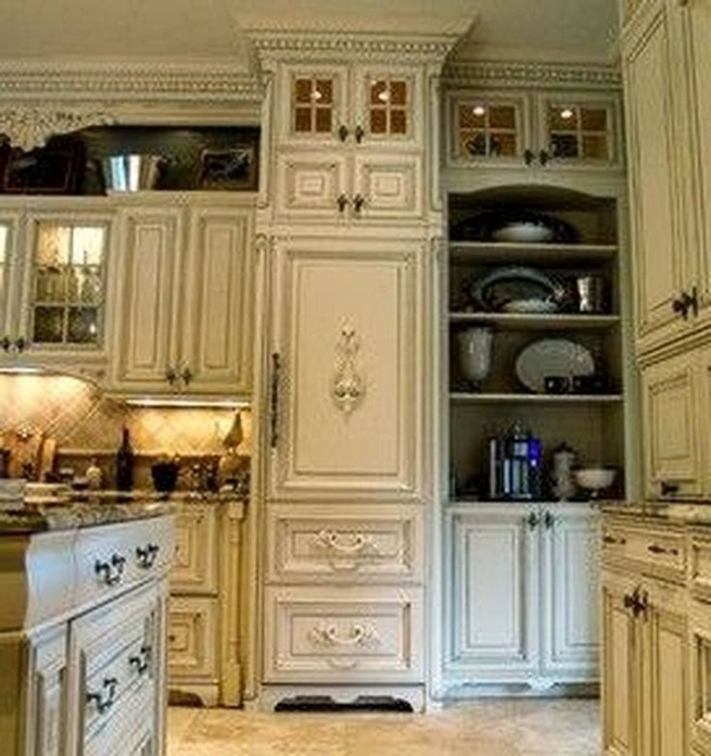 21 Fabulous Cottage Kitchen Cabinets Ideas Country Style 53