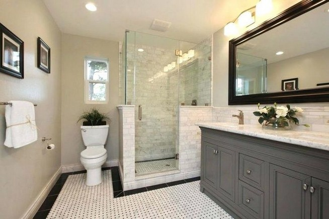21 Outstanding Traditional Bathroom Ideas To Not Miss 08