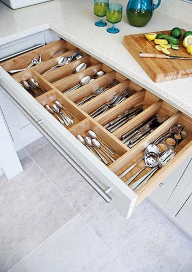 13 Best Ideas How To Organized Kitchen Storage 17