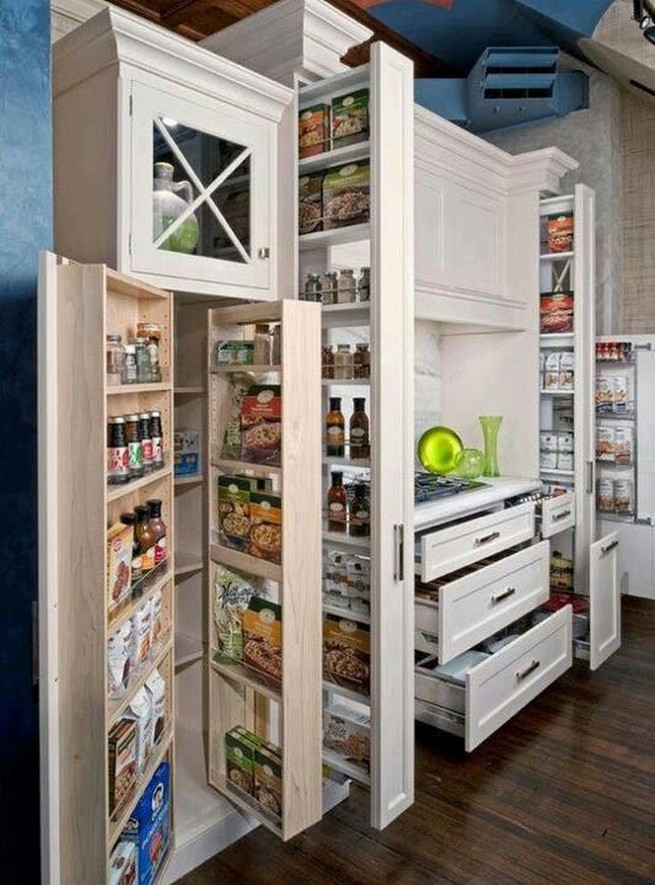 13 Best Ideas How To Organized Kitchen Storage 21