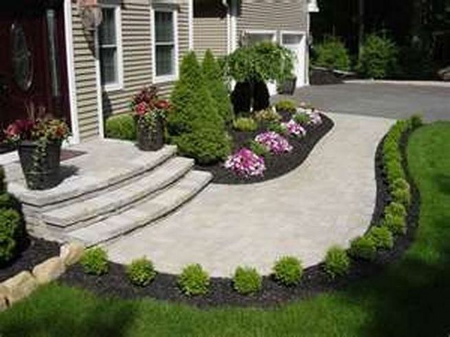 15 Beautiful Front Yard Patio Designs Ideas 09