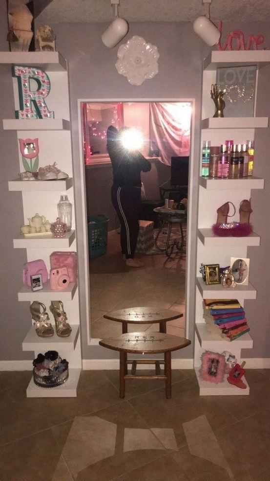 15 Cute Small Teen Bedroom Ideas 04