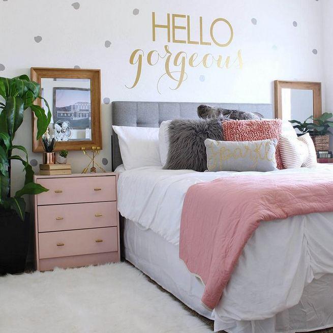 15 Cute Small Teen Bedroom Ideas 13