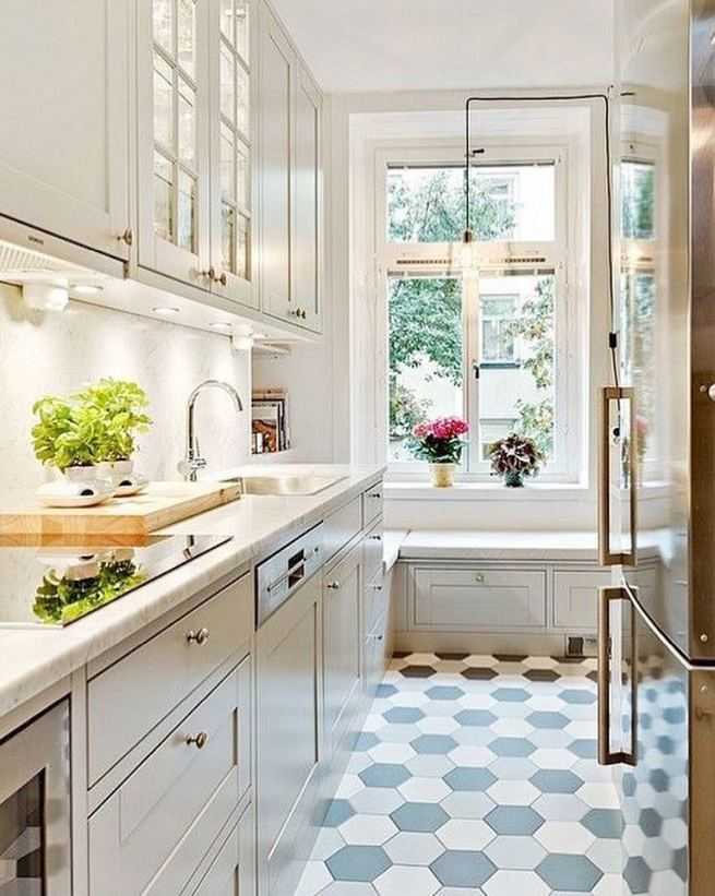 16 Comfy Kitchen Remodel Ideas For Small Kitchen 41
