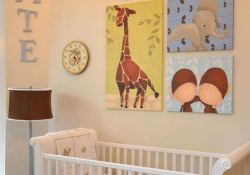 16 Cute Fun Wall Art Design Ideas For Your Kids Room 23