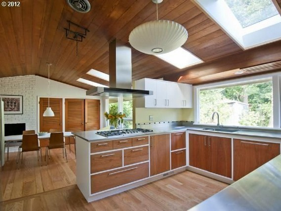 16 Modern Mid Century Kitchen Designs Ideas 05