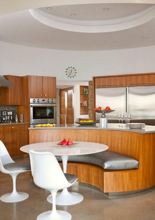 16 Modern Mid Century Kitchen Designs Ideas 23