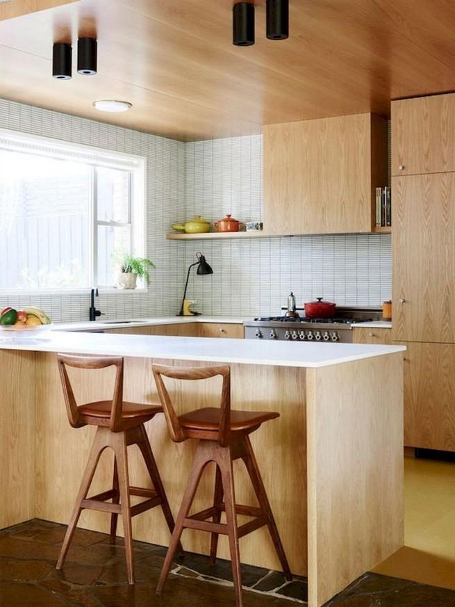 16 Modern Mid Century Kitchen Designs Ideas 37