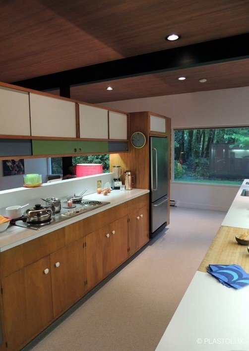16 Modern Mid Century Kitchen Designs Ideas 38