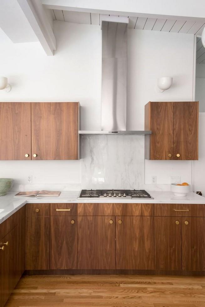 16 Modern Mid Century Kitchen Designs Ideas 41