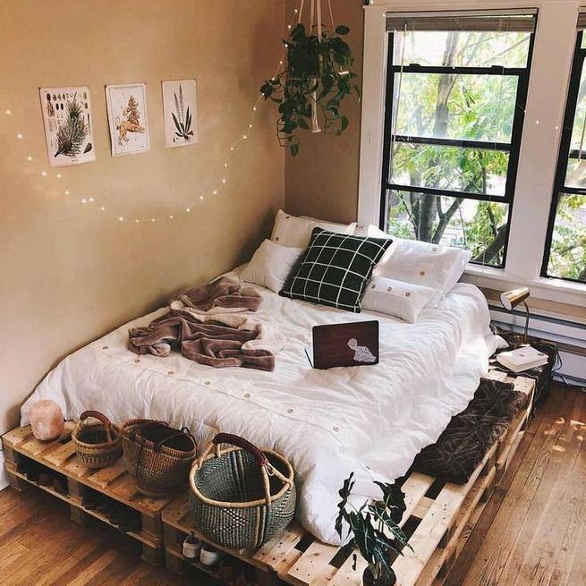 17 Inspiring Bohemian Style Bedroom Decor Design Ideas 07