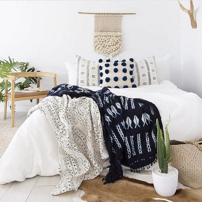 17 Inspiring Bohemian Style Bedroom Decor Design Ideas 25