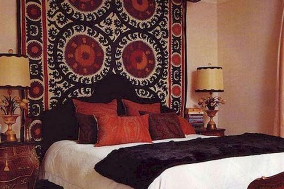 17 Inspiring Bohemian Style Bedroom Decor Design Ideas 27