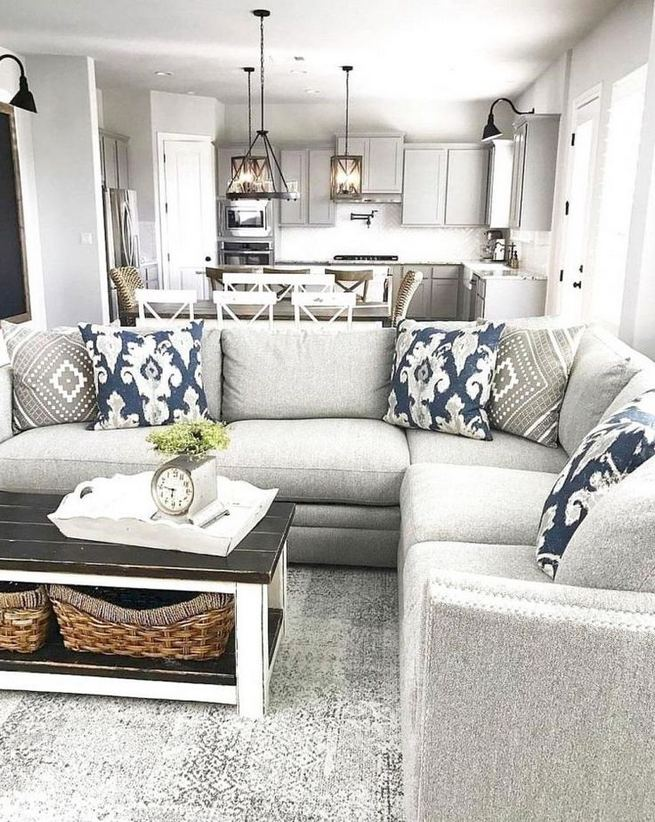 18 Fantastic Living Room Remodel Ideas 07