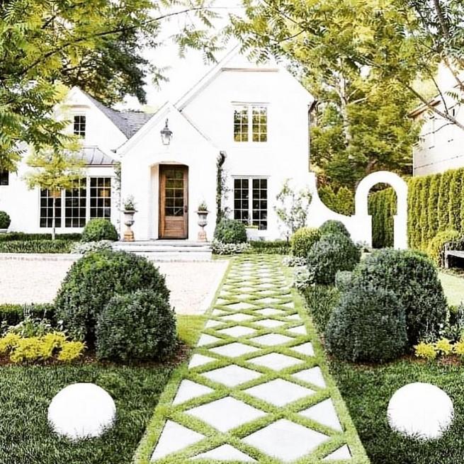 21 Gorgeous Cottage House Exterior Design Ideas 21