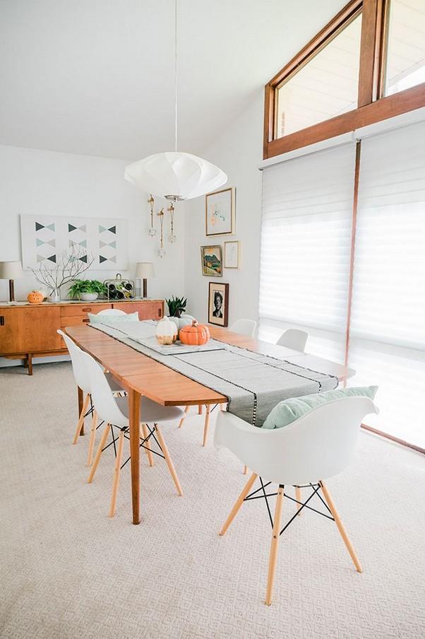 22 Easy Green Dining Room Design Ideas 03