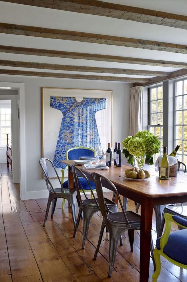 22 Easy Green Dining Room Design Ideas 16