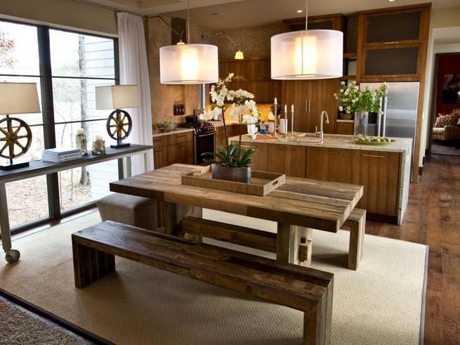 22 Easy Green Dining Room Design Ideas 28