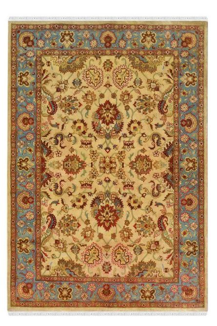 22 Gorgeous Traditional Indian Carpet Designs For Living Room 24