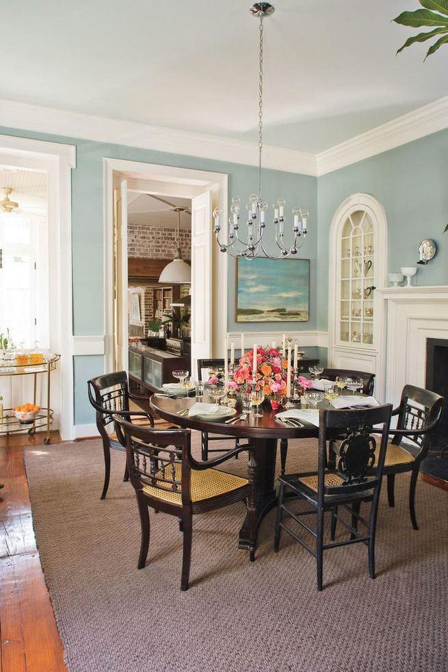 22 Stylish Modern Farmhouse Dining Room Remodel Ideas 25