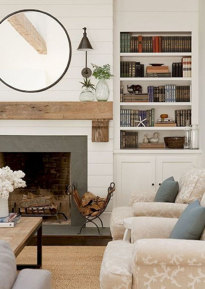 23 Awesome Industrial Wall Bookshelves Designs Ideas 07