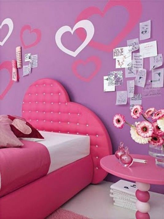 23 Cozy Cute Pink Bedroom Design Decor Ideas For Kids 22