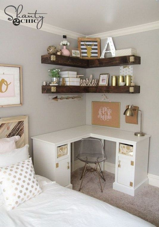 23 Fabulous Office Furniture For Small Spaces 07