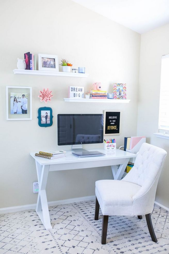 23 Fabulous Office Furniture For Small Spaces 47
