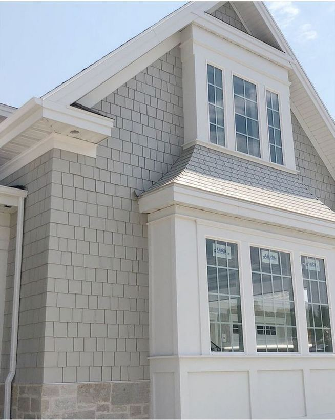 24 Adorable Brick House Exterior Makeover 12