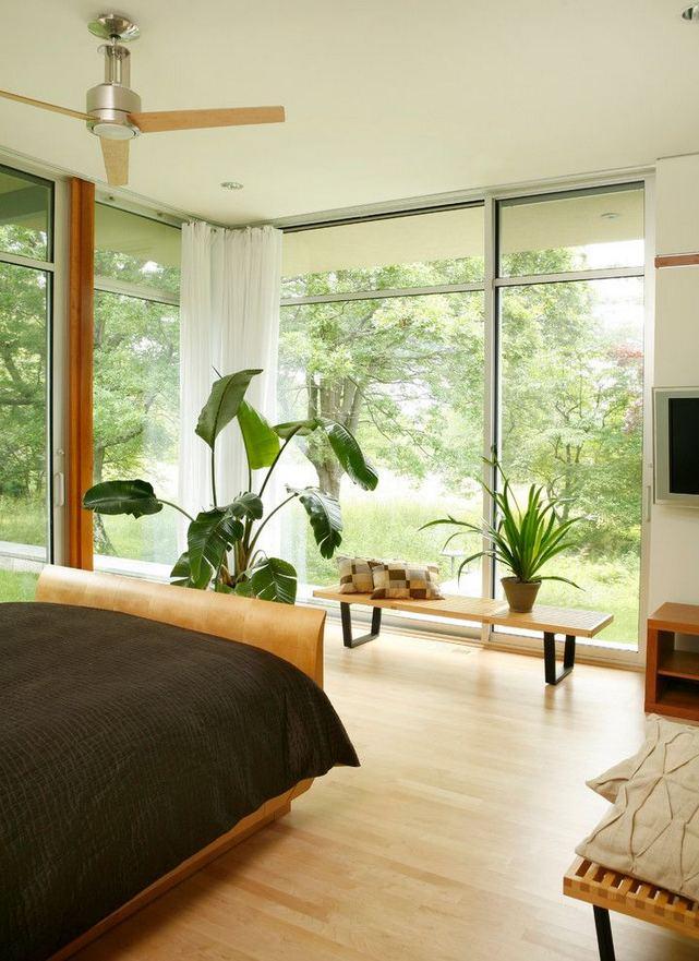 24 Impressive Glass Ceiling Indoor Design Inspiration Ideas 22