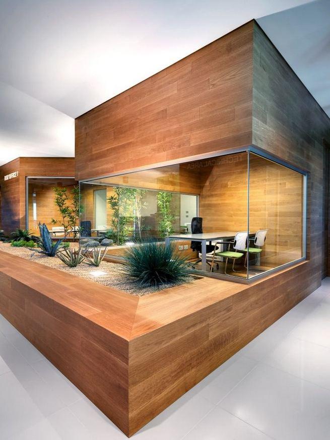 24 Impressive Glass Ceiling Indoor Design Inspiration Ideas 33